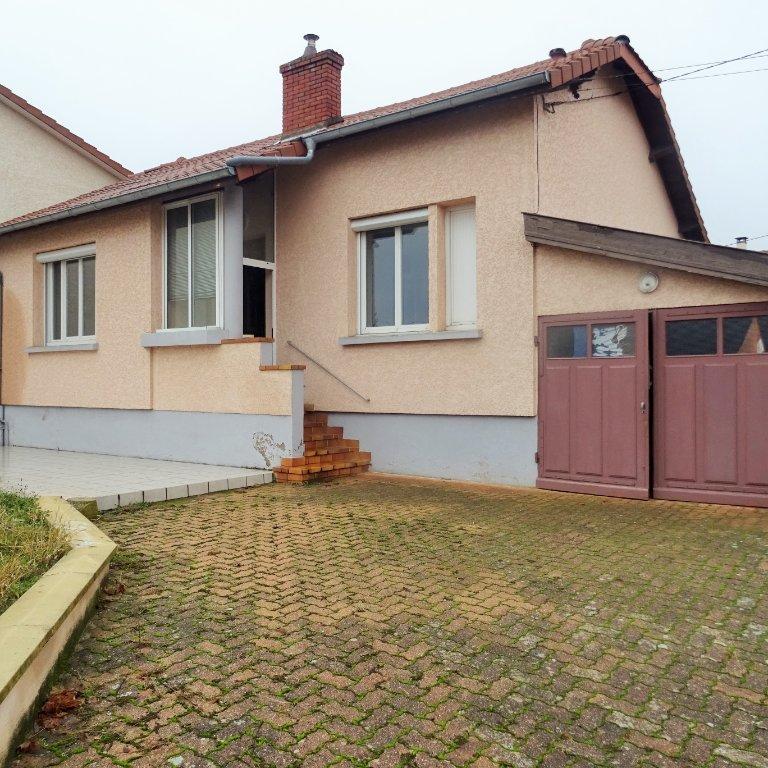 Maison a vendre villefranche sur saone 90 m2 199000 - Garage thivolle villefranche sur saone ...
