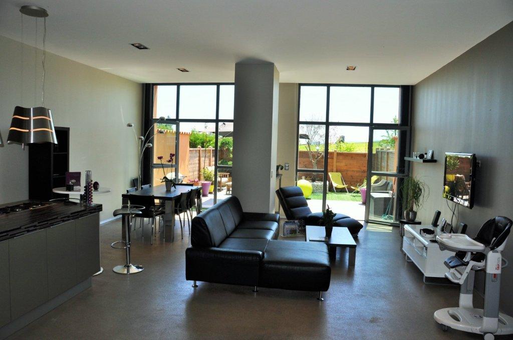 Loft frontenas 136 m2 335000 immobilier for Achat appartement loft