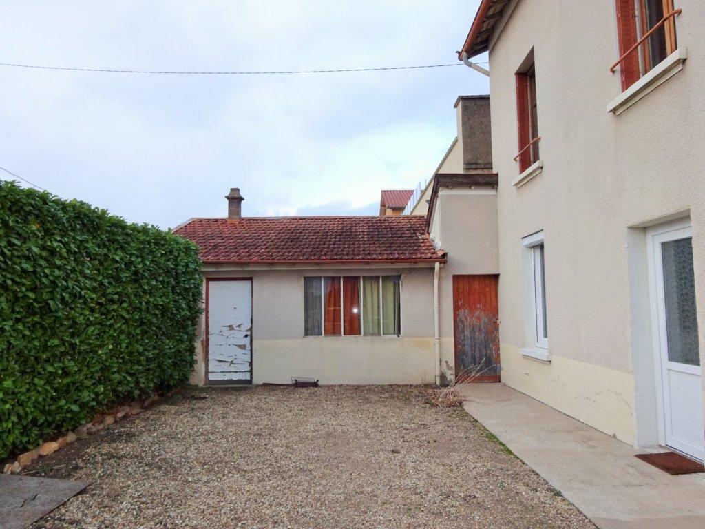 Maison a vendre villefranche sur saone 150 m2 245000 - Garage thivolle villefranche sur saone ...