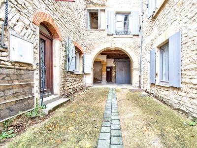 APPARTEMENT T2 A VENDRE - ANSE - 49,49 m2 - 120000 €