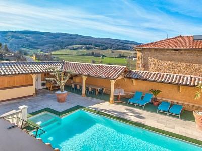 MAISON A VENDRE - THEIZE - 450 m2 - 950000 €