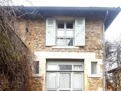 APPARTEMENT T2 A VENDRE - LIMAS - 53 m2 - 153400 €