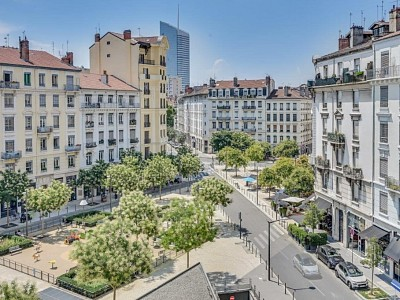 Appartement T3 A VENDRE - LYON 6EME ARRONDISSEMENT - 85,08 m2 - 545000 €