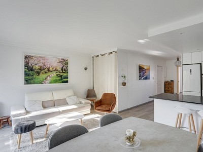 Appartement 3 chambres et 2 balcons A VENDRE - LYON 6EME ARRONDISSEMENT - 91,7 m2 - 640000 €