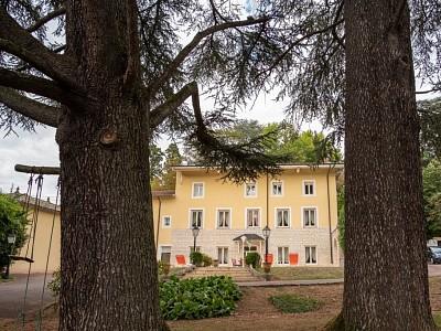 Propriété de 450 m² dans un parc arboré de 3000 m² - ST CYR AU MONT D OR - 450 m2 - VENDU