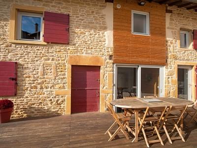 MAISON A VENDRE - BAGNOLS - 92,5 m2 - 290000 €