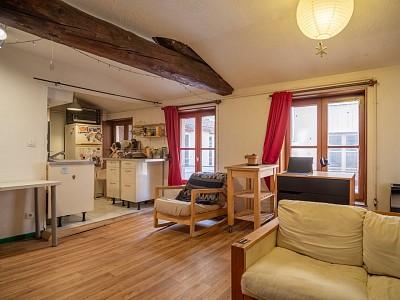 Appartement T3 - LYON 1ER ARRONDISSEMENT - 52,65 m2 - VENDU