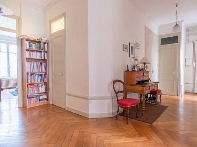 Appartement 120 m² - 3 chambres + alcôve A VENDRE - LYON 6EME ARRONDISSEMENT - 120,77 m2 - 725000 €