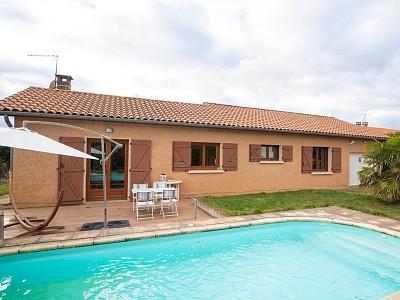 MAISON A VENDRE - FRONTENAS - 92,6 m2 - 320000 €