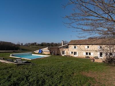 MAISON A VENDRE - ANSE - 250 m2 - 920000 €