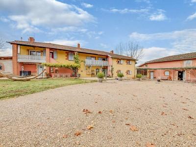 MAISON A VENDRE - SAVIGNEUX - 308 m2 - 590000 €