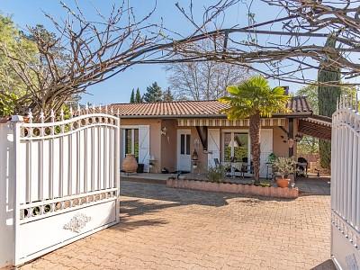 MAISON A VENDRE - ST GEORGES DE RENEINS - 90 m2 - 353000 €