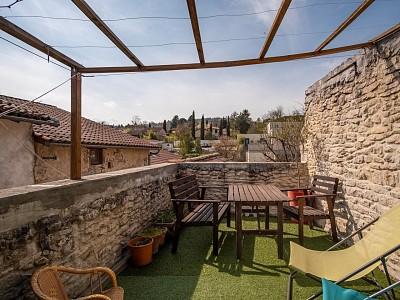 MAISON A LOUER - LUCENAY - 138 m2 - 1220 € charges comprises par mois