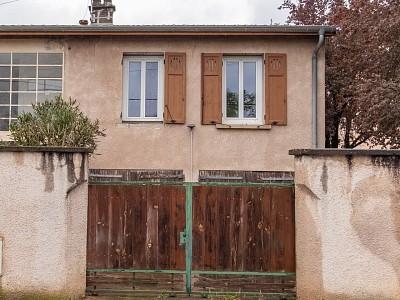 MAISON A VENDRE - VILLEFRANCHE SUR SAONE - 47,55 m2 - 157000 €