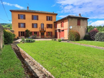 MAISON A VENDRE - MORANCE - 180 m2 - 690000 €