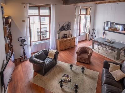 APPARTEMENT T2 A VENDRE - LYON 2EME ARRONDISSEMENT - 68,2 m2 - 365000 €