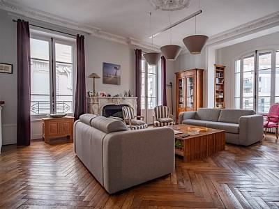 Appartement T6 A VENDRE - LYON 6EME ARRONDISSEMENT - 176,33 m2 - 1000000 €