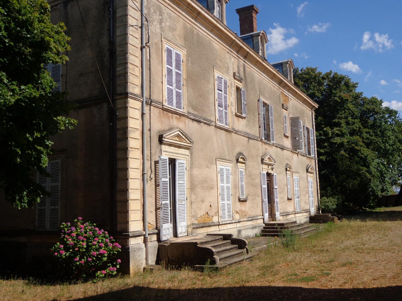 chateau a vendre villefranche sur saone 700 m2 650 000 immobilier jarnioux agence. Black Bedroom Furniture Sets. Home Design Ideas
