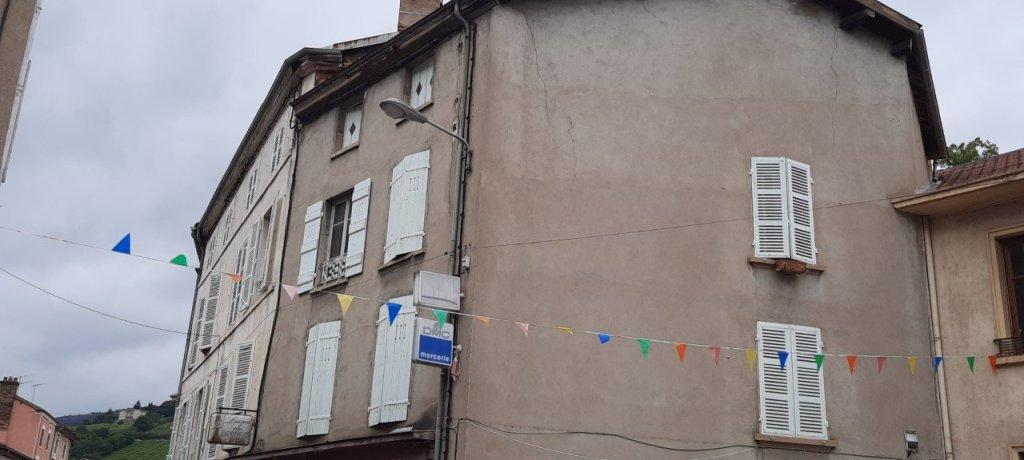Immeubles de rapport A VENDRE - BEAUJEU - 507 m2 - 280000 €