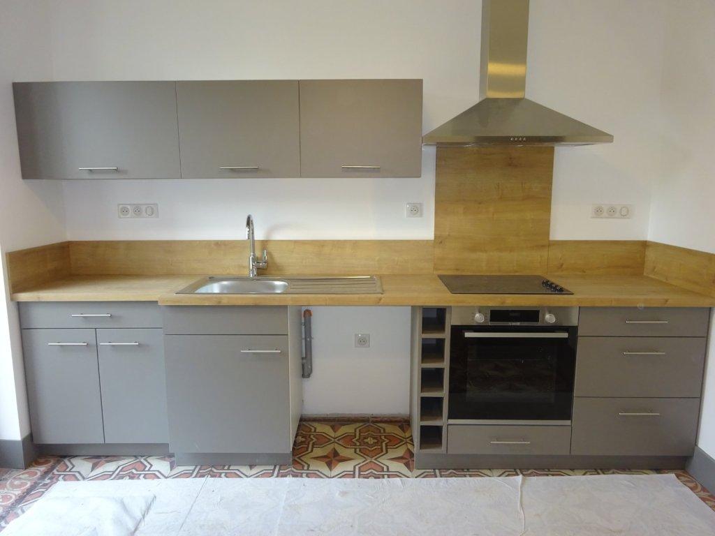 MAISON A LOUER - LIMAS - 75,7 m2 - 750 € charges comprises par mois