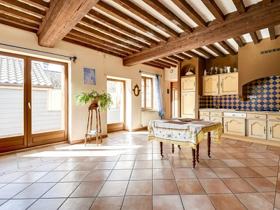 MAISON - CAILLOUX SUR FONTAINES - 265 m2 - 599000 €