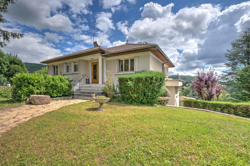 Maison avec jardin et garage - ST DIDIER AU MONT D OR - 215 m2 - VENDU
