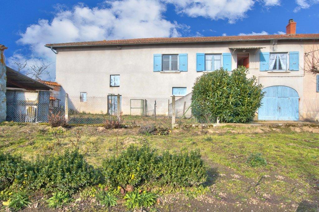 MAISON A VENDRE - ST GEORGES DE RENEINS - 207 m2 - 249000 €