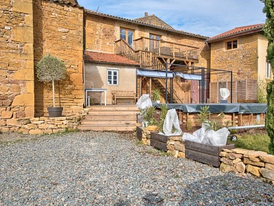 MAISON A VENDRE - THEIZE - 127 m2 - 369000 €