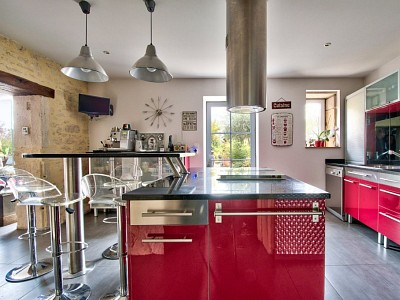 MAISON A VENDRE - GLEIZE - 280 m2 - 750000 €