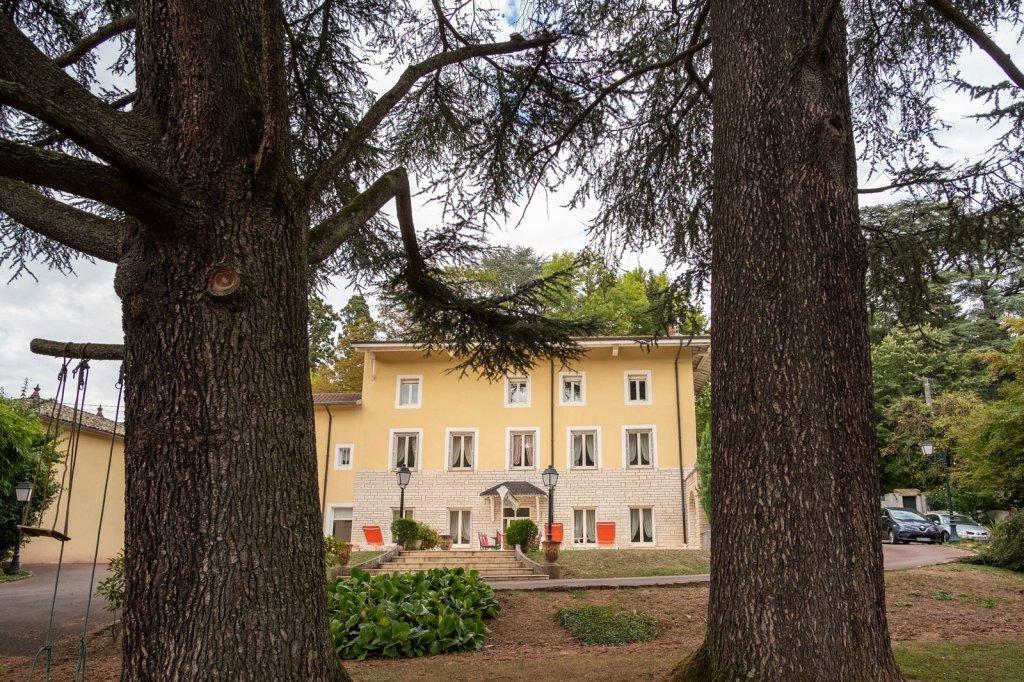 Propriété de 450 m² dans un parc arboré de 3000 m² A VENDRE - ST CYR AU MONT D OR - 450 m2 - 1385000 €