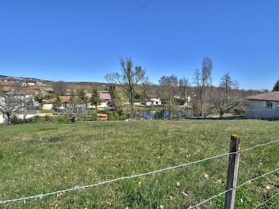 TERRAIN A VENDRE - SALLES ARBUISSONNAS EN BE - 687 m2 - 102000 €