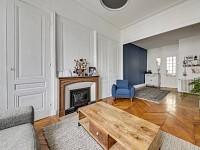 APPARTEMENT T3 A VENDRE - LYON 6EME ARRONDISSEMENT Les Brotteaux - 86,48 m2 - 510000 €