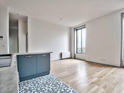 APPARTEMENT T3 A VENDRE - VILLEFRANCHE SUR SAONE - 70,9 m2 - 199000 €