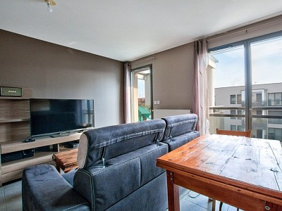 APPARTEMENT T3 A VENDRE - VILLEFRANCHE SUR SAONE - 60 m2 - 260000 €