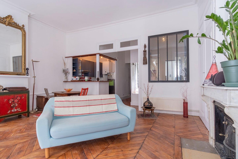 Appartement T4 88.48 m² A VENDRE - LYON 3EME ARRONDISSEMENT - 88,48 m2 - 450000 €