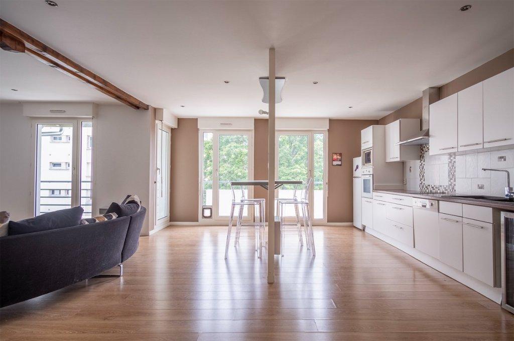 appartement A VENDRE - LYON 5EME ARRONDISSEMENT - 131,67 m2 - 335000 €
