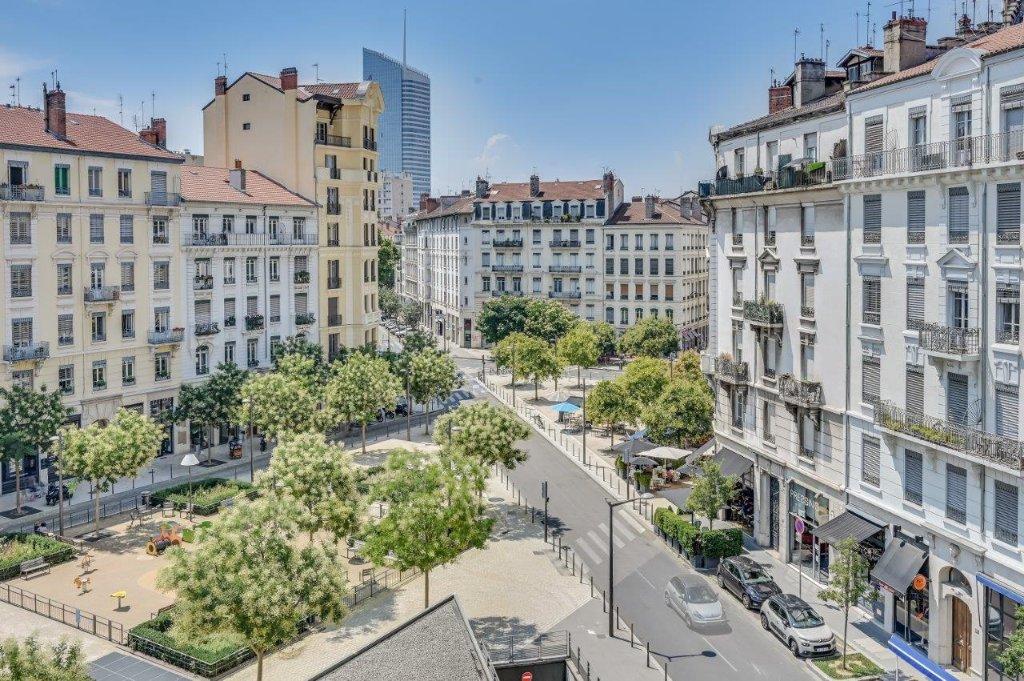Appartement T3 - LYON 6EME ARRONDISSEMENT - 85,08 m2 - 520000 €