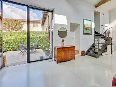 MAISON A VENDRE - VILLEFRANCHE SUR SAONE - 160 m2 - 425000 €