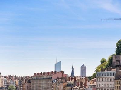 APPARTEMENT T6 A VENDRE - LYON 1ER ARRONDISSEMENT - 181 m2 - 900000 €